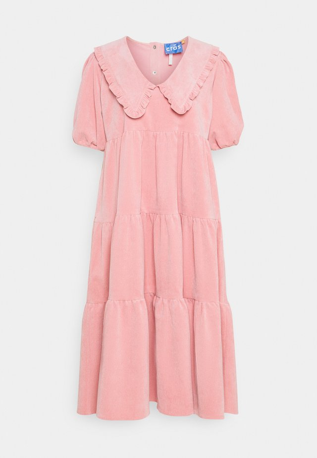 ZIVACRAS DRESS - Kjole - begonia pink