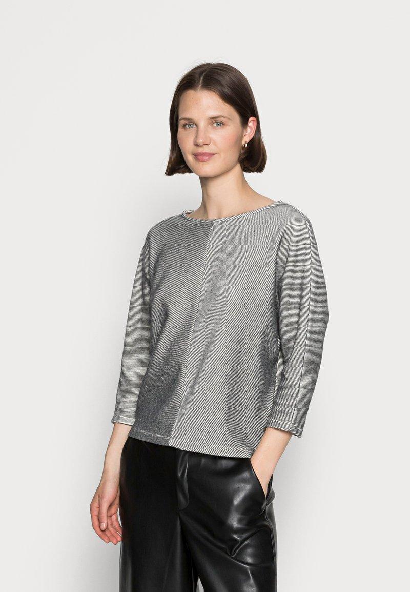 Opus - GLOVAN - Sweatshirt - black
