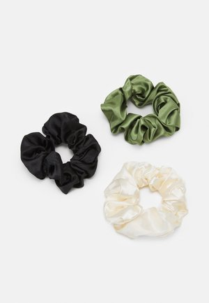 SCRUNCHIES 3 PACK - Hair styling accessory - blue