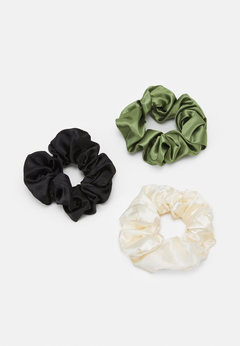 LIARS & LOVERS - SCRUNCHIES 3 PACK - Hair Styling Accessory - blue