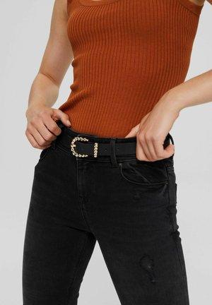 ZIER-SCHLIESSE AUS - Belt - black
