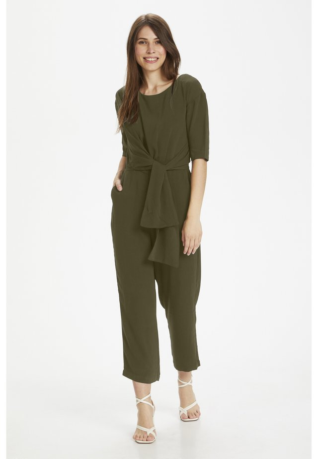 KALONA  - Jumpsuit - grape leaf