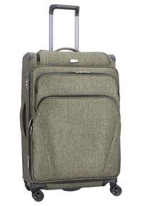 Stratic - MAXCAP  - Wheeled suitcase - khaki - 2