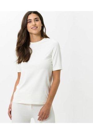 STYLE FELI - Basic T-shirt - offwhite