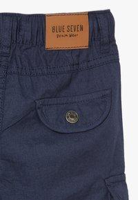 Blue Seven - SCHLUPF-BERMUDA - Shorts - dunkelblau original - 4