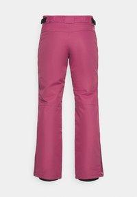 Icepeak - CURLEW - Pantalon de ski - burgundy - 1