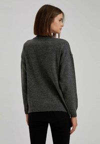 DeFacto - CHRISTMAS JUMPER - Jumper - anthracite - 2