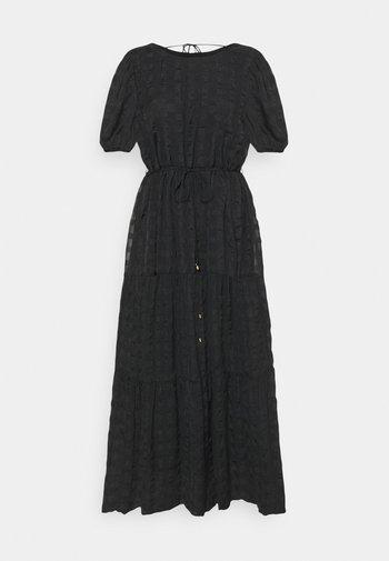 ONLLIA MIDI DRESS - Day dress - black