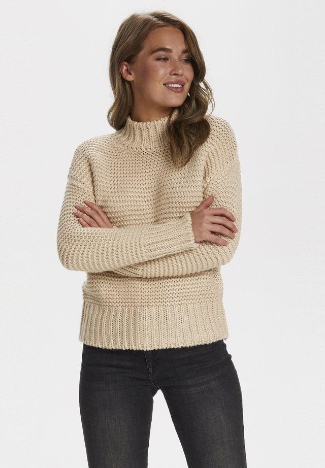 ETTAS - Sweter - creme
