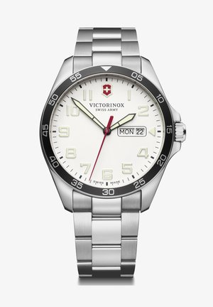 Watch - white silver