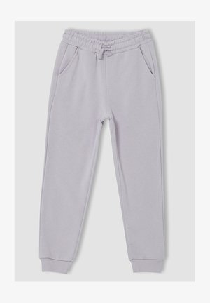 RELAX FIT  - Tracksuit bottoms - purple