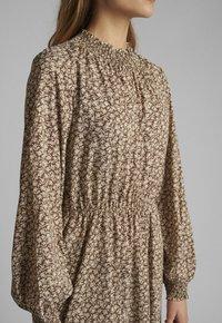Nümph - Day dress - tannin - 2