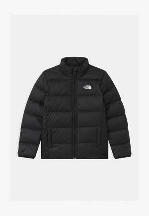 REVERSIBLE ANDES UNISEX - Down jacket - black