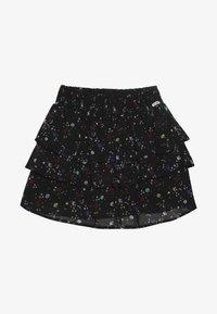 Retour Jeans - YELKA - A-line skirt - black - 3
