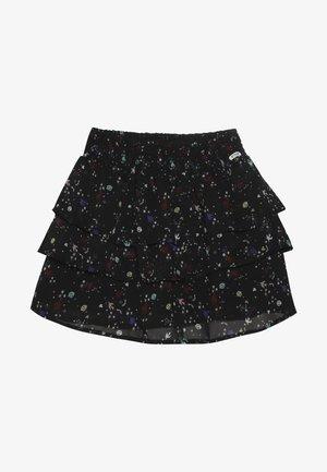 YELKA - A-line skirt - black