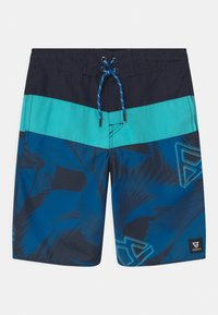 Brunotti - CATAMARAN LEAF - Plavky - mid blue - 0