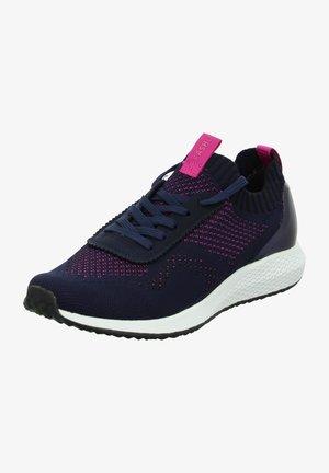Tenisky - blau - pink
