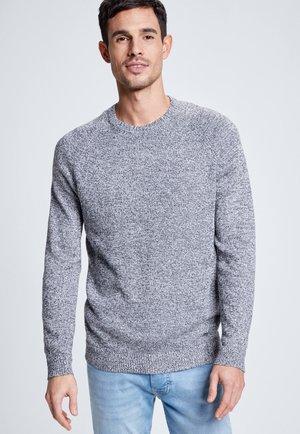 LANCE - Jumper - mottled light grey