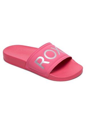 SLIPPY - Badslippers - pink/pink