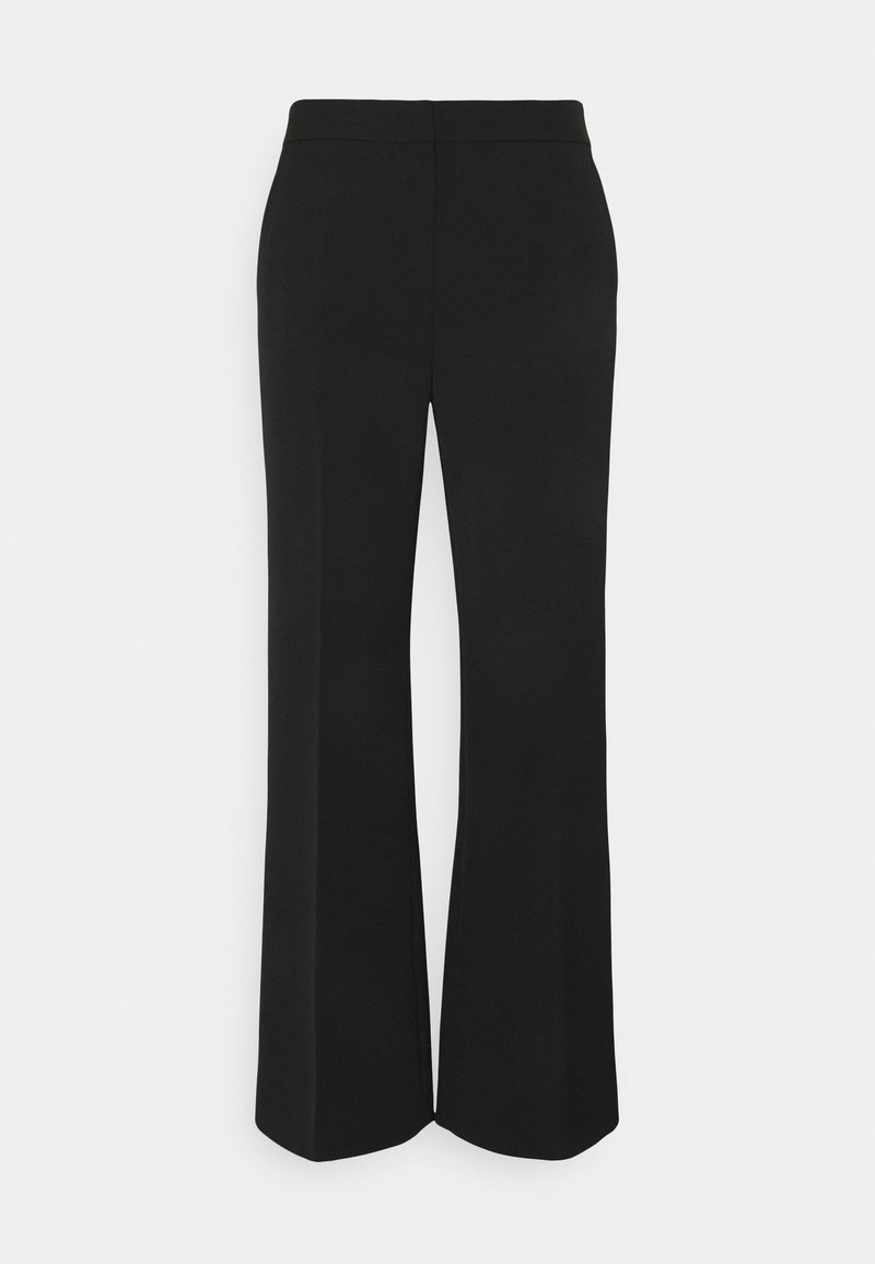 Milly - LENNON CADY PANTS - Trousers - black