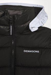 Didriksons - ROSE - Talvitakki - black - 3