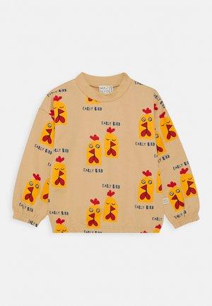 UNISEX - Sweater - beige