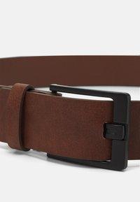 Pier One - Belt - brown - 3