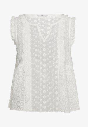 ONLAMABEL - Bluse - white