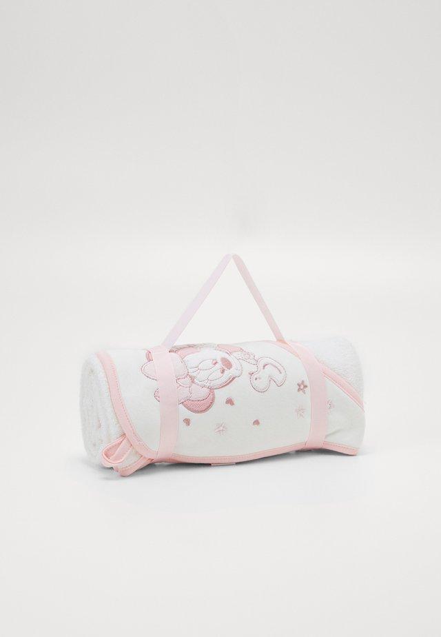 BATHROBE UNISEX - Ręcznik - pearl