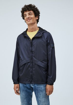 ALTON - Outdoor jacket - azul marino