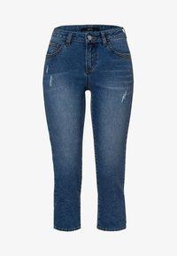zero - Slim fit jeans - ocean blue authentic wash - 4