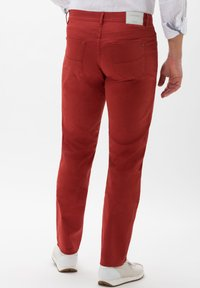 BRAX - Trousers - red - 2