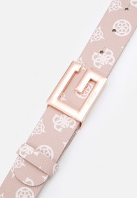Guess - BRIGHTSIDE ADJUST PANT BELT - Belt - blush - 2