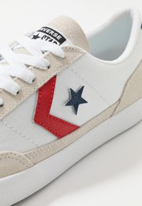Converse - NET STAR CLASSIC - Baskets basses - white/university red/navy - 6