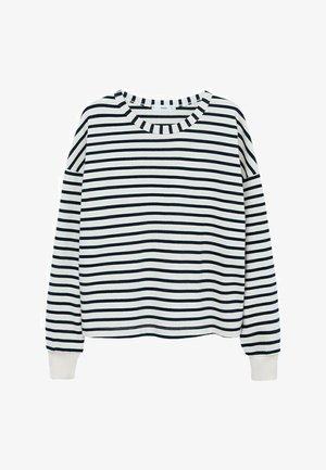 MARINERO - Long sleeved top - light/pastel grey