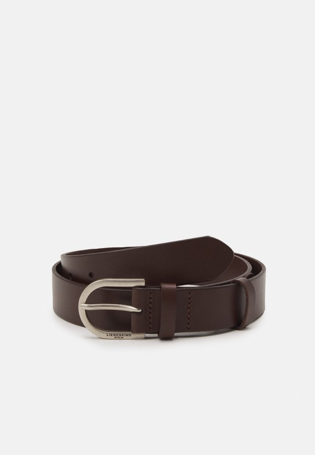 BELT BELTVA - Cintura - walnut