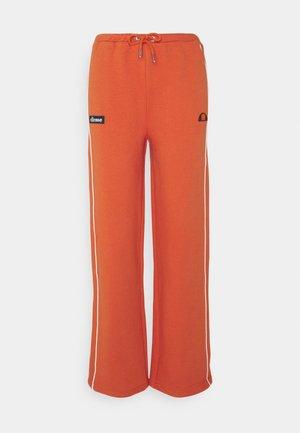 AMITI PANT - Trainingsbroek - dark orange
