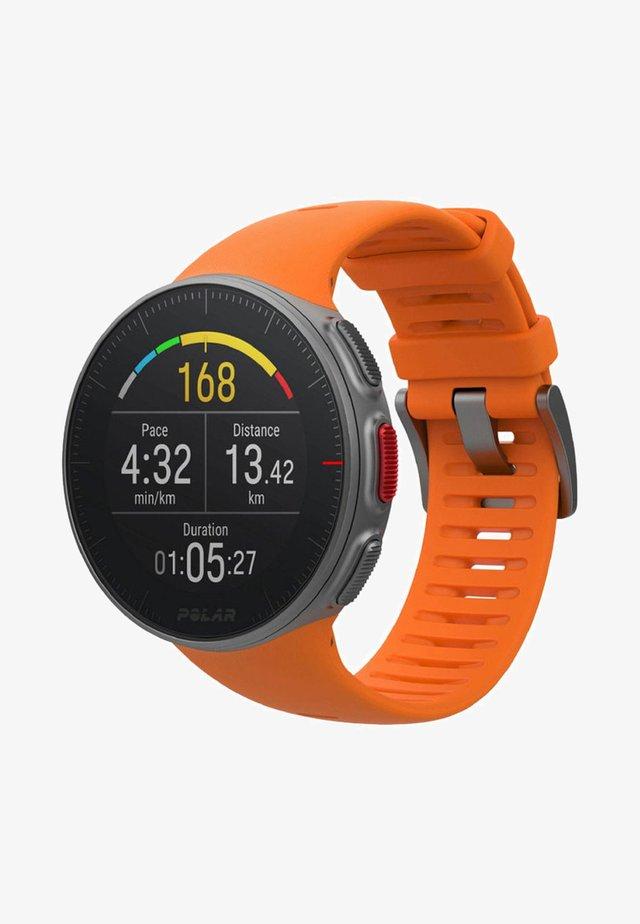 Digital watch - orange