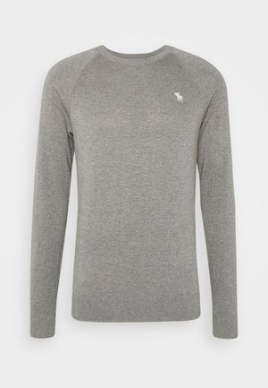 CORE ICON CREW - Jumper - grey