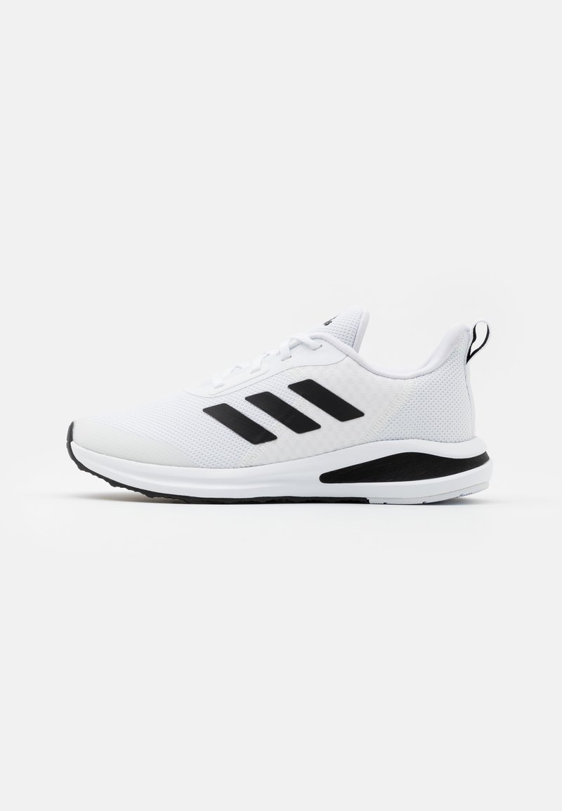 adidas Performance - FORTARUN KIDS NEXT CLOUDFOAM TRAINING SHOES UNISEX - Neutral running shoes - footwear white/core black