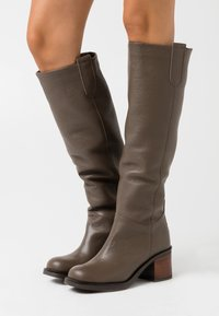 L37 - RIDE WITH ME - Boots - brown - 0