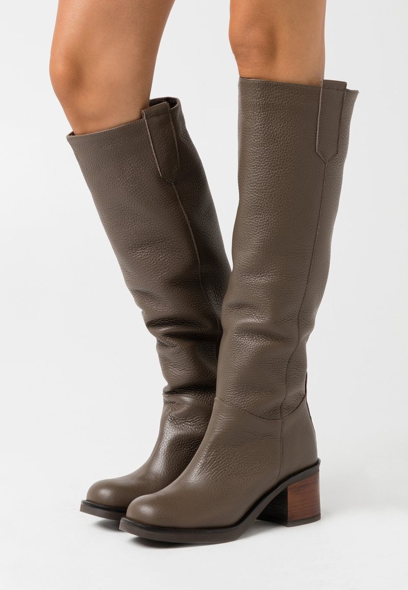 L37 - RIDE WITH ME - Boots - brown