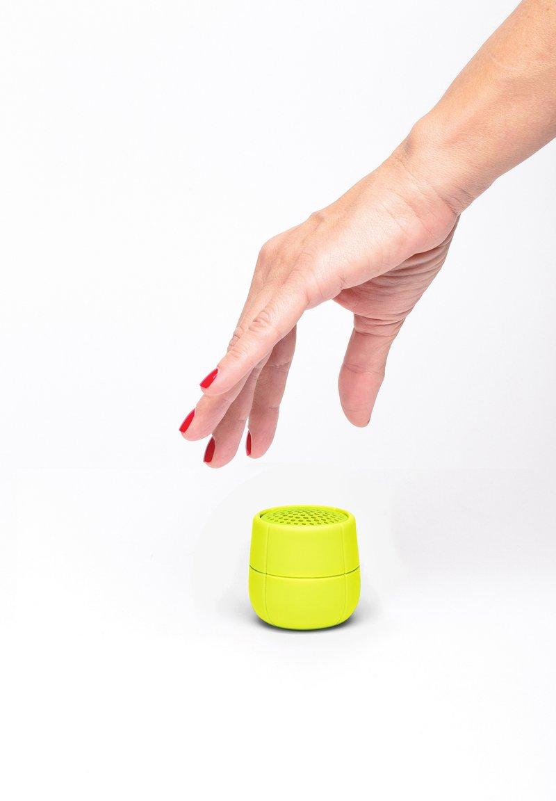 Lexon - Speaker - gelb