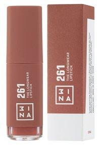 3ina - THE LONGWEAR LIPSTICK - Flüssiger Lippenstift - 261 - 1