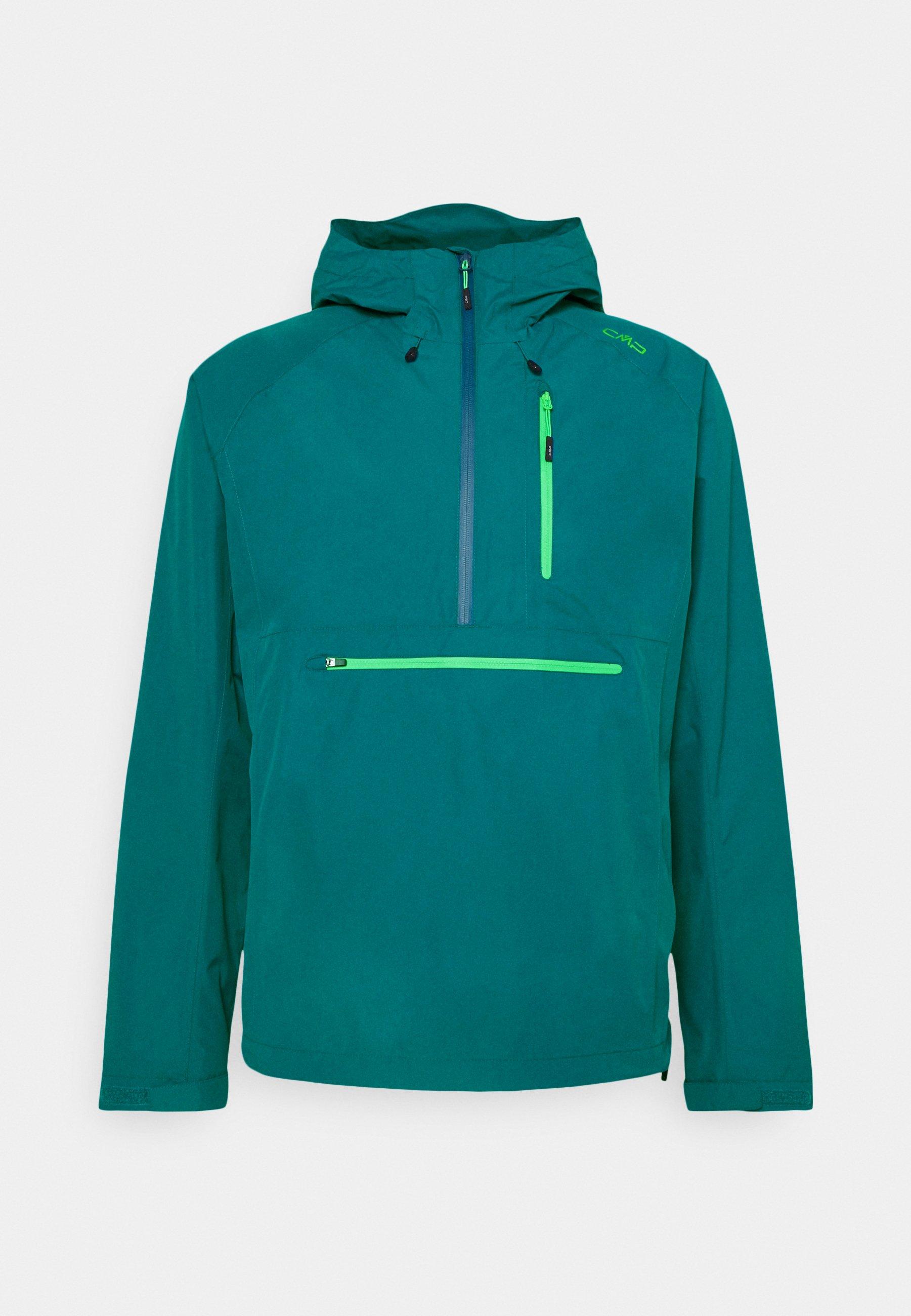 Men MAN FIX HOOD JACKET - Hardshell jacket