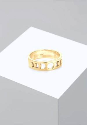 MOND - Ring - gold-coloured