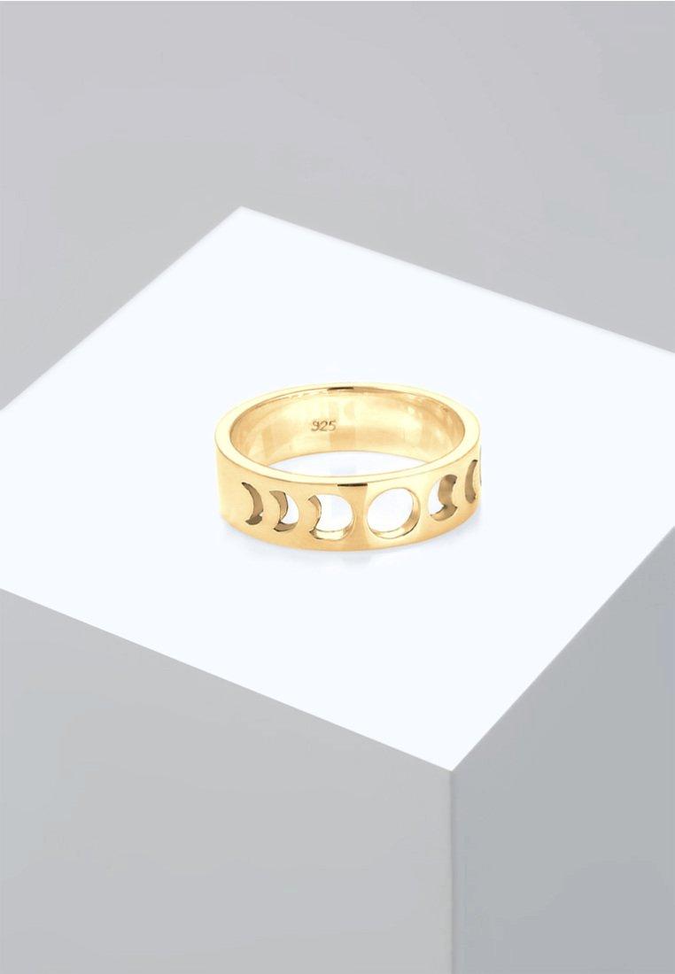 Elli - MOND - Prsten - gold-coloured