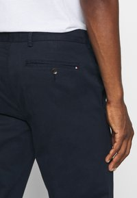 Tommy Hilfiger Tailored - FLEX SLIM FIT PANT - Trousers - blue - 5