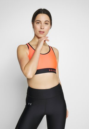 Medium support sports bra - beta/black