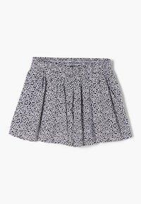 s.Oliver - LOOSE FIT - Shorts - dark blue millefleurs - 2
